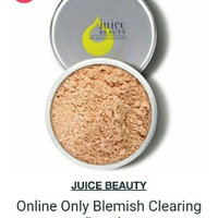 Juice Beauty Blemish Clearing Powder uploaded by Shania M.