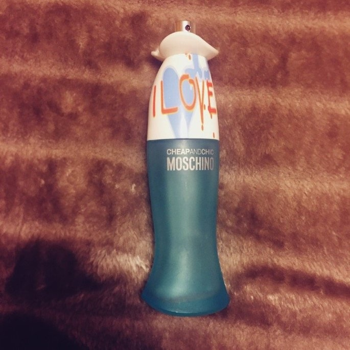 Moschino I Love Love Eau de Toilette Natural Spray for Women uploaded by Francisca F.