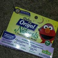 Baby Orajel Naturals Gel Teething Treatment 0.33oz uploaded by Domii Elizabeth L.