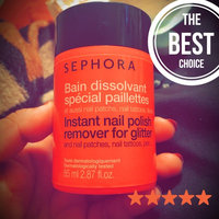 SEPHORA COLLECTION Instant Nail Polish Remover For Glitter uploaded by Erika D.