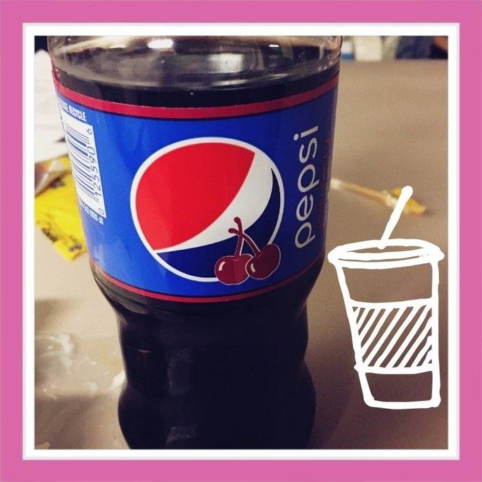 Pepsi® Wild Cherry Cola uploaded by Margaret I.