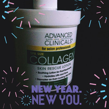 Carol Wright Gifts Advanced Clinicals Collagen Skin Rescue Lotion uploaded by Melissa M.