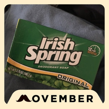 Irish Spring Original Bar Soap uploaded by Regina G.