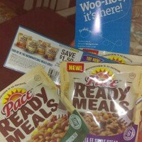 Pace™ Ready Meals Cheesy Chicken Quesadilla 9 oz. Pouch uploaded by Shanell B.