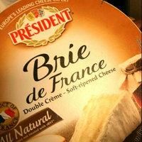 President Brie Cheese Wheel 8 oz uploaded by Gabriella L.