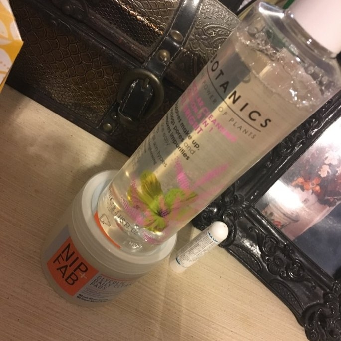 Boots Botanics All Bright Micellar 3 in 1 Cleansing Solution uploaded by Danielle M.