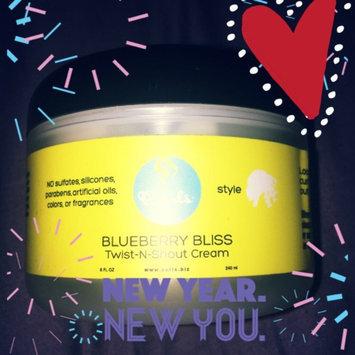 Photo of Curls Blueberry Bliss Twist-N-Shout Cream 8 oz uploaded by Maleka G.