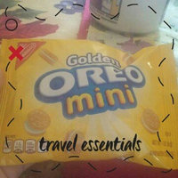 Nabisco Golden Oreo Sandwich Cookies uploaded by Christine Mae M.