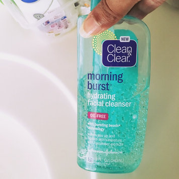 Photo of Clean & Clear® Morning Burst® Hydrating Facial Cleanser uploaded by priya r.