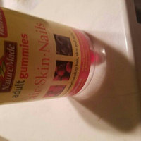 Nature Made Adult Gummies Hair-Skin-Nails Mixed Berry Cranberry & Blueberry 90 Gummies uploaded by Hailey W.