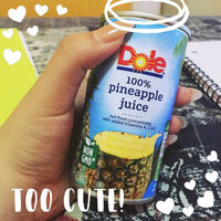 Dole® 100% Pineapple Juice 6 fl. oz. Can uploaded by Sarah A.