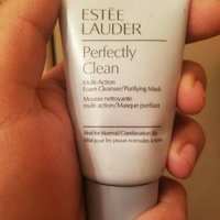 Estée Lauder Perfectly Clean Multi-Action Foam Cleanser/Purifying Mask  uploaded by Izzy L.