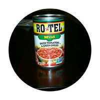 Ro-tel Mild Diced Tomatoes & Green Chilies uploaded by Alisha H.