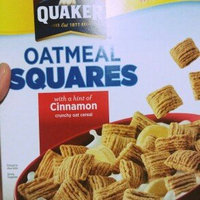Quaker Crunchy Oat Cereal Oatmeal Squares uploaded by Sam R.