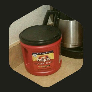 Folgers Coffee Classic Roast uploaded by Richard G.