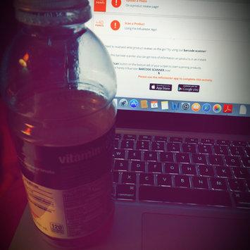 vitaminwater XXX Acai-Blueberry-Pomegranate uploaded by Allison  C.