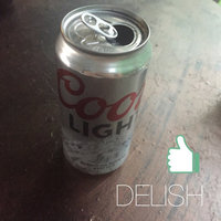 Coors Light uploaded by Marina T.