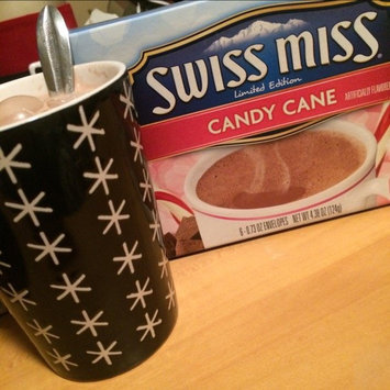 Swiss Miss Candy Cane Hot Cocoa Mix - 6 Packs Per Box (Pack of 4) uploaded by Angel H.