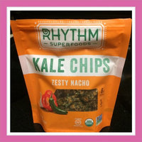 Rhythm Superfoods Zesty Nacho Kale Chips uploaded by Jacqueline B.
