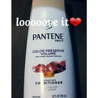 Pantene Pro-V Color Preserve Volume Conditioner, 12 oz uploaded by Cheyenne S.