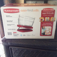 Rubbermaid Easy Find Lids 34-Piece Food Storage Set, Racer Red uploaded by Elina P.