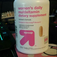Up & Up up&up Women's Daily Multivitamin Tablets - 200 Count uploaded by Victoria P.