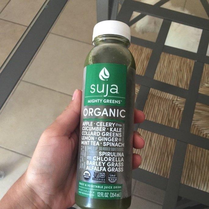 Suja® Organic Mighty Greens™ Fruit & Vegetable Juice uploaded by Viktoriya V.