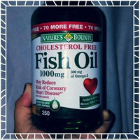 Nature's Bounty Fish Oil 1000 mg Dietary Supplement Rapid Release Liquid Softgel uploaded by Andrea A.