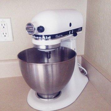 Kitchenaid Classic 4 5 Qt Stand Mixer White K45ss Reviews