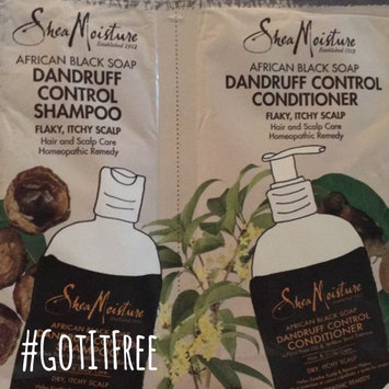 Photo of SheaMoisture African Black Soap Balancing Conditioner uploaded by Miranda C.
