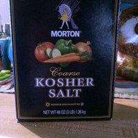 Morton Coarse Kosher Salt uploaded by Madison L.