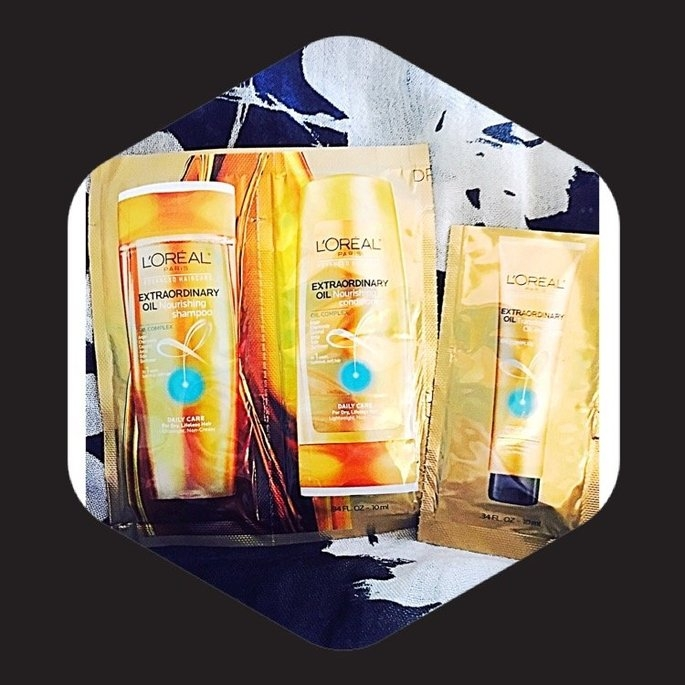 L'Oréal Advanced Haircare Extraordinary Oil Collection uploaded by Ally O.