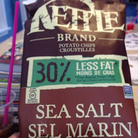 Kettle Brand® Sea Salt Potato Chips uploaded by Faigy K.