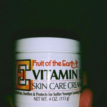 Photo of Fruit of the Earth Vitamin E Skin Care Cream uploaded by Dulce V.