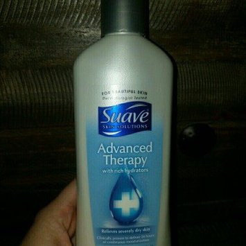 Suave® Advanced Therapy Body Lotion uploaded by Ginny P.