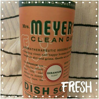 Mrs. Meyer's Clean Day Dish Soap Geranium Scent uploaded by Jacquline G.
