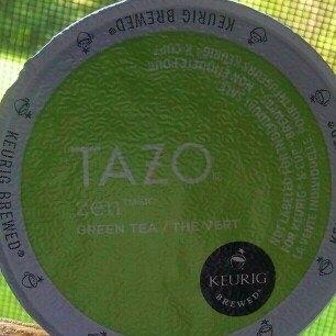 Starbucks Tazo K-Cup Zen Tea uploaded by Lace l.