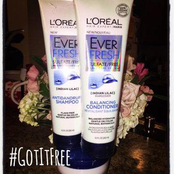 Photo of L'Oréal Paris Ever Sleek Sulfate Free Intense Smoothing Haircare Regimen Bundle uploaded by Priya B.