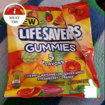 Photo of Life Savers Five Flavor Gummies uploaded by Melissa Z.