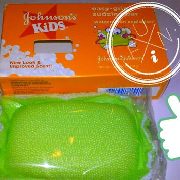 Photo of Johnson's® Kids Easy Grip Sudzing Bar Watermelon Explosion uploaded by Shannon D.