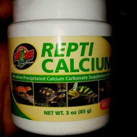 Zoo Med Laboratories Zml Supplement Repti Calcium 3 oz. uploaded by Guadalupe A.