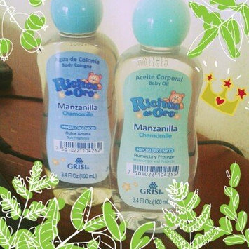 Photo of Extra-Grande!! Ricitos de Oro (lavanda y lechuga) Baby Shampoo 13.5 Fl Oz/ 400 ML uploaded by elisa l.