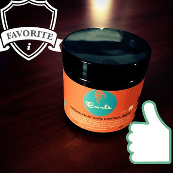 Photo of Curls Control Paste Passion Fruit 4 oz uploaded by Tricia P.