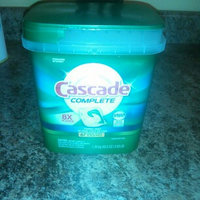 Cascade Complete ActionPacs Dishwasher Detergent uploaded by Tonya H.