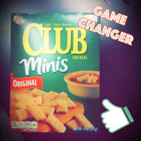 Keebler Club Minis Original Crackers uploaded by Gretchen B.