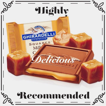Ghirardelli Chocolate Squares Milk & Caramel uploaded by Shajuan B.