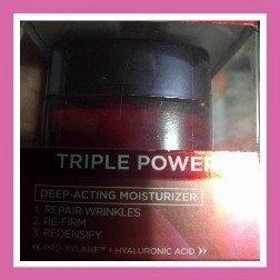 L'Oréal Paris RevitaLift® Triple Power Deep Acting Moisturizer uploaded by Jeneille L.
