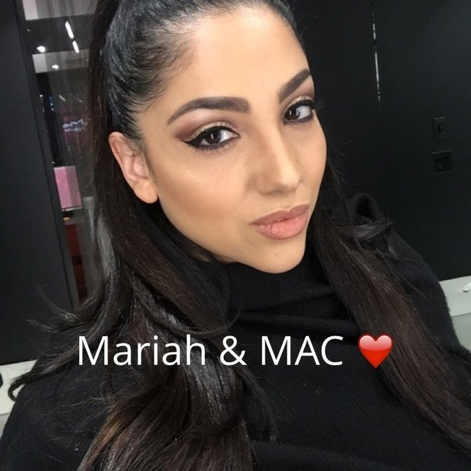MAC Cosmetics x Mariah Carey Extra Dimension Skinfinish uploaded by Crystal R.