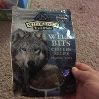 THE BLUE BUFFALO CO. BLUE™ Wilderness Trail Treats® Chicken Wild Bits™ Grain-Free Dog Training Treats uploaded by Tanya P.