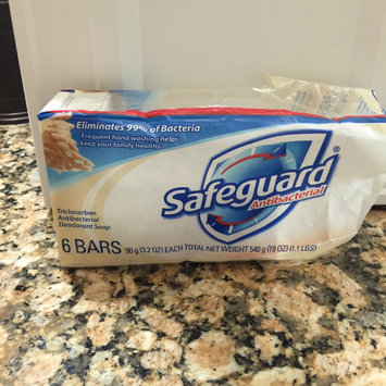 Photo of Safeguard Antibacterial Beige Personal Size Soap 6-3.2 oz. Bars uploaded by concetta b.